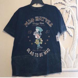 Disney Parks Mad Hatter T-shirt.